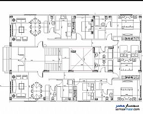 Apartment 3 bedrooms 3 baths 190 sqm without finish For Sale Fifth Settlement Cairo - 2