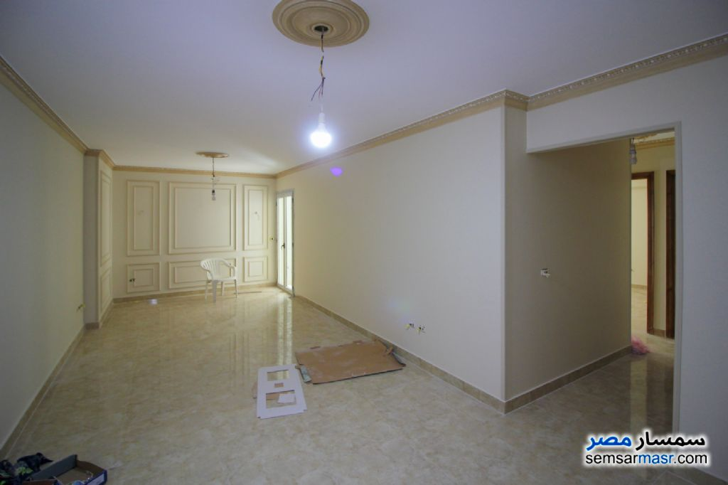 Photo 5 - Apartment 3 bedrooms 2 baths 140 sqm semi finished For Sale Smoha Alexandira