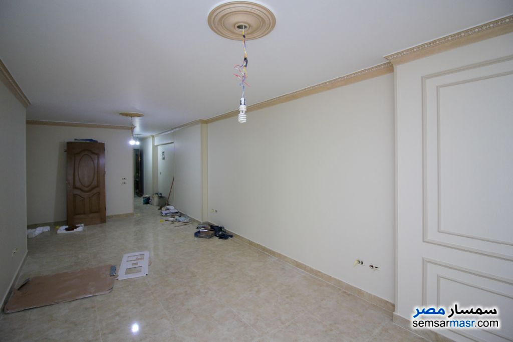 Photo 7 - Apartment 3 bedrooms 2 baths 140 sqm semi finished For Sale Smoha Alexandira