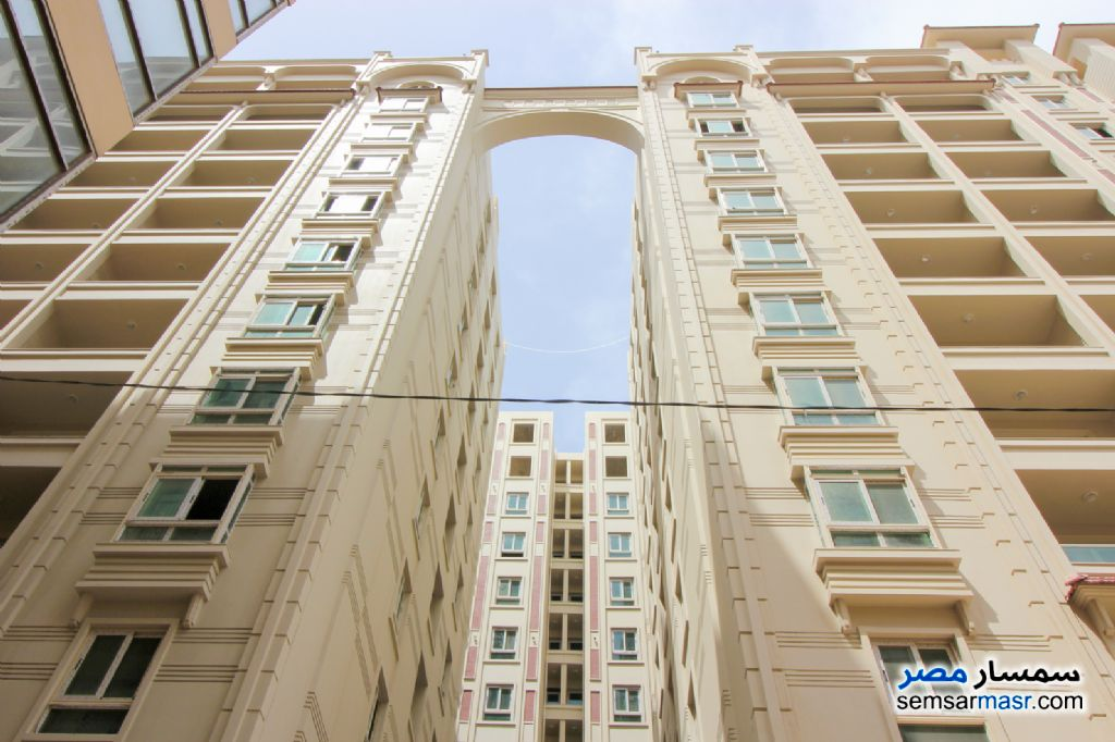 Photo 3 - Apartment 3 bedrooms 2 baths 140 sqm semi finished For Sale Smoha Alexandira