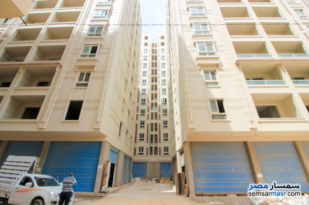 Photo 4 - Apartment 3 bedrooms 2 baths 140 sqm semi finished For Sale Smoha Alexandira