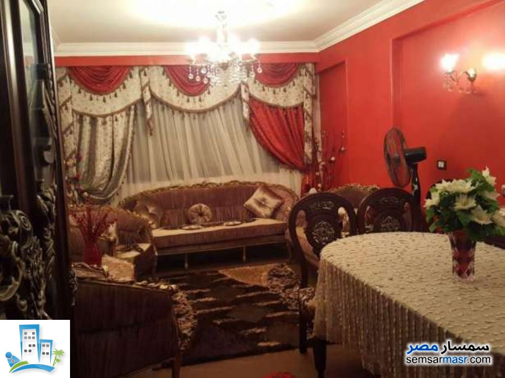 Photo 1 - Apartment 3 bedrooms 1 bath 130 sqm super lux For Sale Faisal Giza