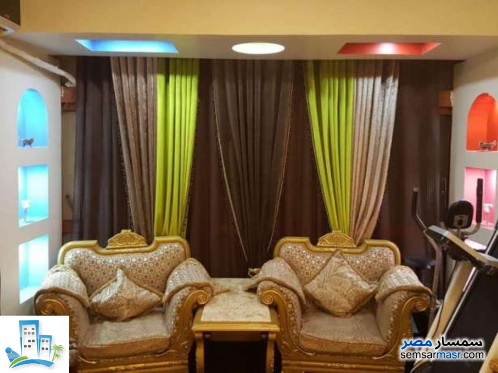 Photo 2 - Apartment 3 bedrooms 1 bath 130 sqm super lux For Sale Faisal Giza