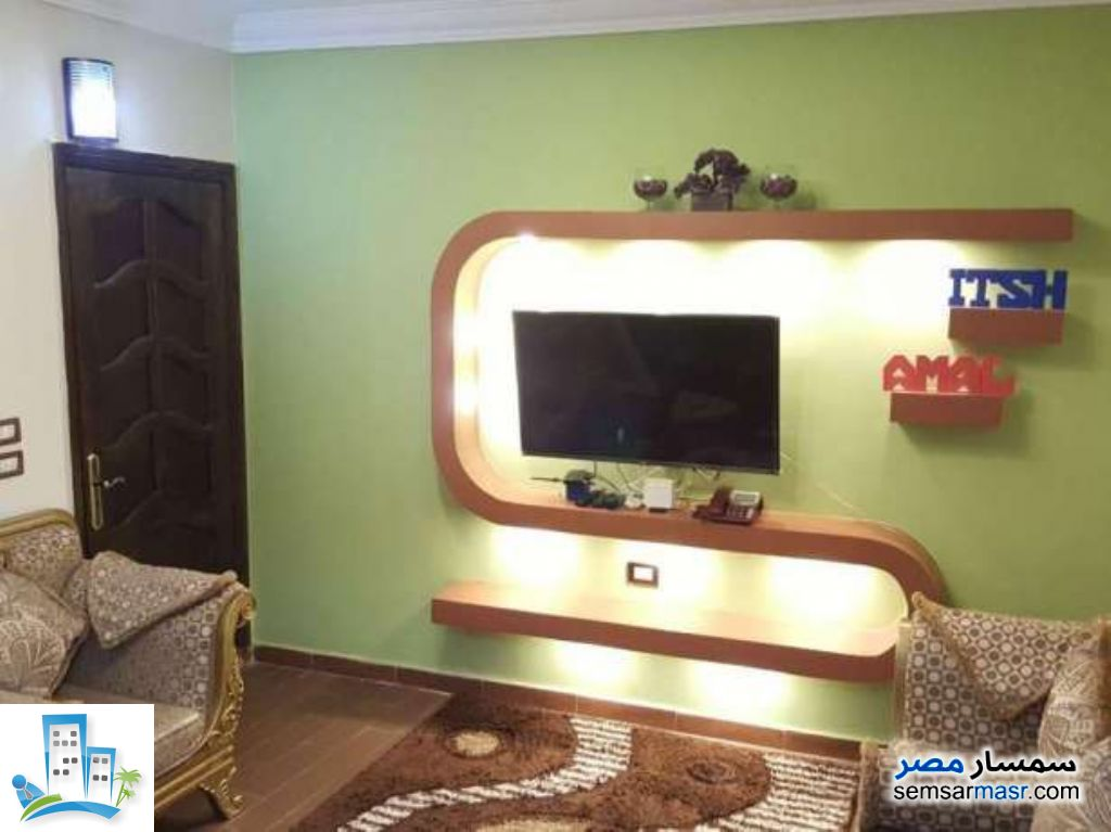 Apartment 3 bedrooms 1 bath 130 sqm super lux For Sale Faisal Giza - 3