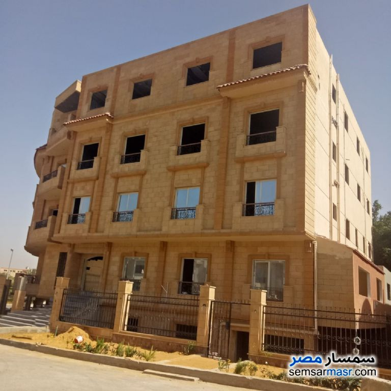 Photo 8 - Apartment 4 bedrooms 3 baths 267 sqm semi finished For Sale Fifth Settlement Cairo