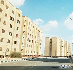 Ad Photo: Apartment 2 bedrooms 1 bath 70 sqm super lux in Badr City  Cairo
