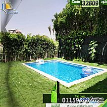 Ad Photo: Villa 3 bedrooms 3 baths 930 sqm extra super lux in Madinaty  Cairo