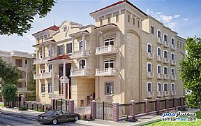 Ad Photo: Apartment 1 bedroom 1 bath 240 sqm extra super lux in Shorouk City  Cairo