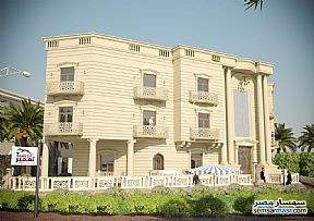 Ad Photo: Apartment 1 bedroom 1 bath 185 sqm extra super lux in Shorouk City  Cairo
