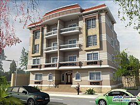 Ad Photo: Apartment 4 bedrooms 4 baths 480 sqm semi finished in El Motamayez District  6th of October