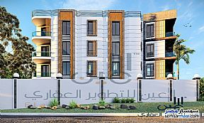 Ad Photo: Apartment 4 bedrooms 3 baths 230 sqm semi finished in North Extensions  6th of October