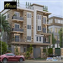 Ad Photo: Apartment 3 bedrooms 3 baths 221 sqm semi finished in North Extensions  6th of October