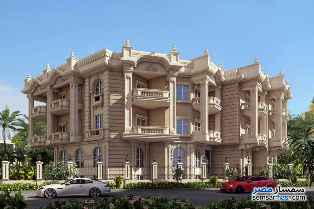Photo 7 - Apartment 3 bedrooms 3 baths 201 sqm semi finished For Sale Shorouk City Cairo