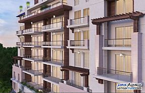 Ad Photo: Apartment 3 bedrooms 3 baths 216 sqm semi finished in New Capital  Cairo
