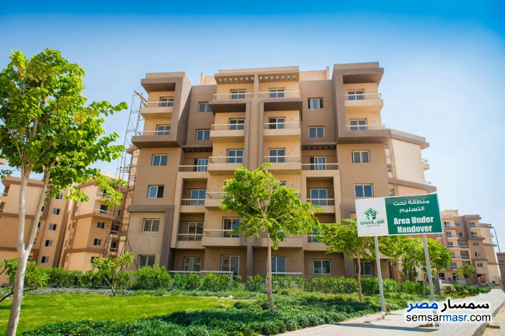 Ad Photo: Apartment 3 bedrooms 3 baths 133 sqm super lux in Ashgar City  6th of October