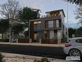 Ad Photo: Villa 3 bedrooms 3 baths 200 sqm semi finished in 6th of October