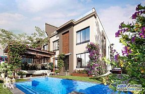 Ad Photo: Villa 4 bedrooms 4 baths 326 sqm extra super lux in New Capital  Cairo
