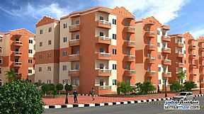 Ad Photo: Apartment 3 bedrooms 2 baths 152 sqm semi finished in October Gardens  6th of October