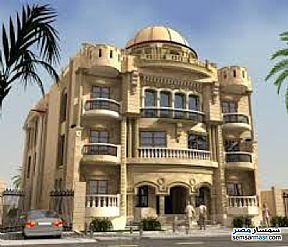Ad Photo: Apartment 3 bedrooms 3 baths 210 sqm semi finished in Fifth Settlement  Cairo