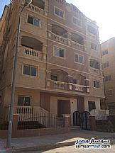 Ad Photo: Apartment 3 bedrooms 2 baths 179 sqm semi finished in North Extensions  6th of October