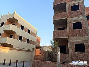 Building 150 sqm without finish For Sale October Gardens 6th of October - 1