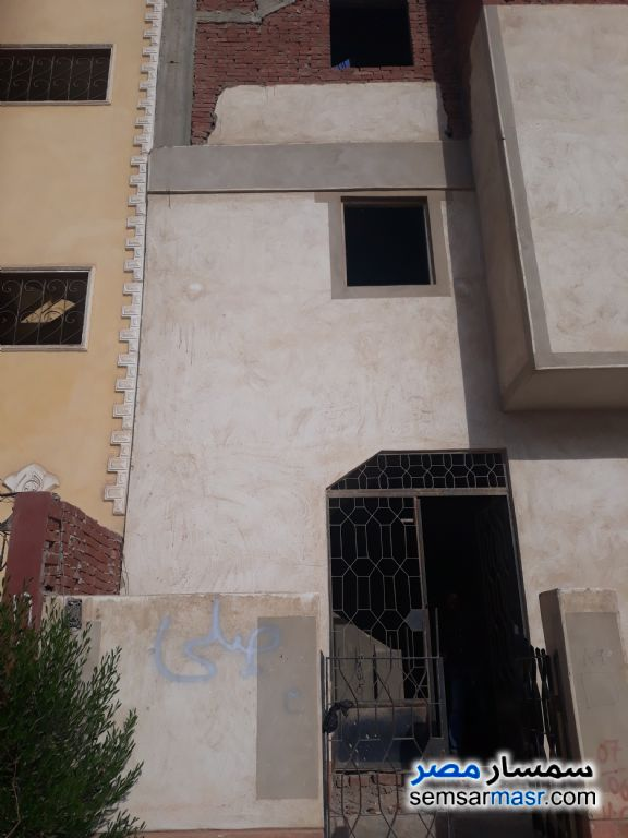 Photo 2 - Building 155 sqm without finish For Sale El Ubour City Qalyubiyah