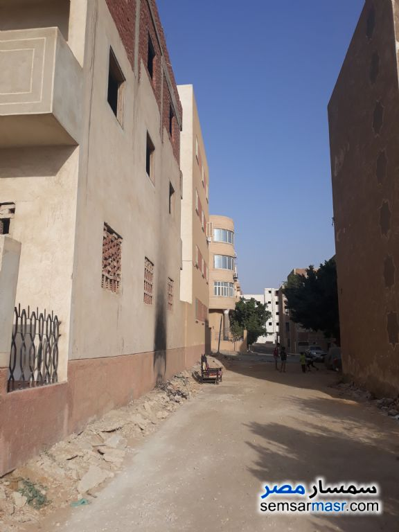 Photo 1 - Building 155 sqm without finish For Sale El Ubour City Qalyubiyah