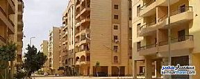 Ad Photo: Apartment 2 bedrooms 1 bath 122 sqm semi finished in New Nozha  Cairo