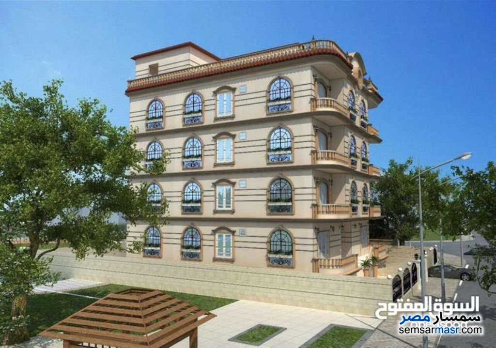 Photo 1 - Apartment 5 bedrooms 3 baths 250 sqm semi finished For Sale Badr City Cairo