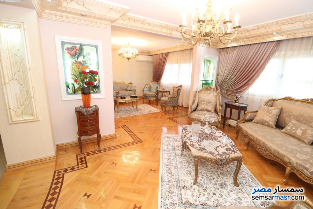 Ad Photo: Apartment 3 bedrooms 3 baths 380 sqm extra super lux in Abu Qir  Alexandira
