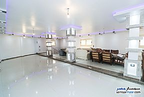 Ad Photo: Apartment 5 bedrooms 4 baths 550 sqm super lux in Roshdy  Alexandira