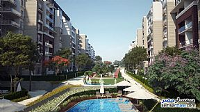 Ad Photo: Apartment 2 bedrooms 1 bath 65 sqm extra super lux in New Capital  Cairo