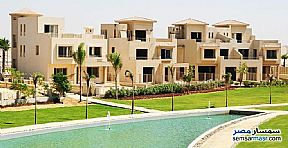 Ad Photo: Villa 4 bedrooms 5 baths 247 sqm semi finished in Palm Hills  6th of October