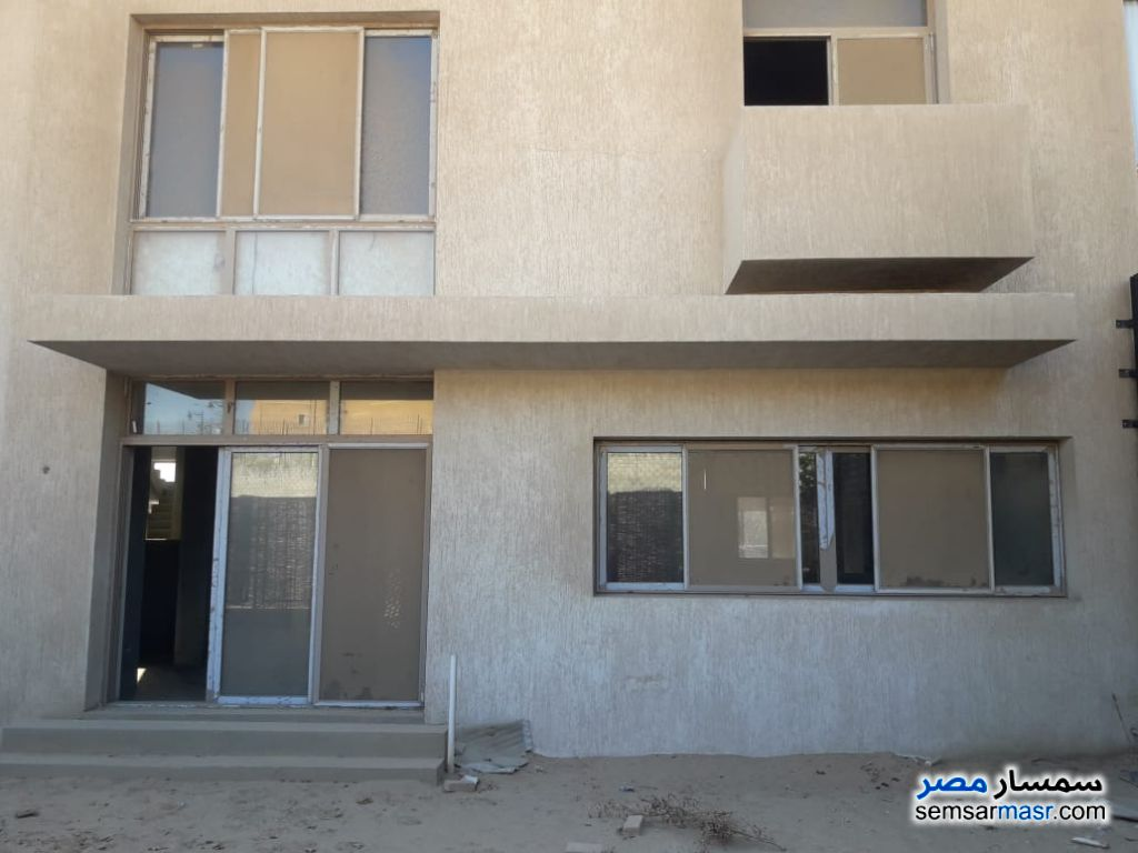Photo 4 - Villa 4 bedrooms 4 baths 350 sqm semi finished For Sale Sheikh Zayed 6th of October