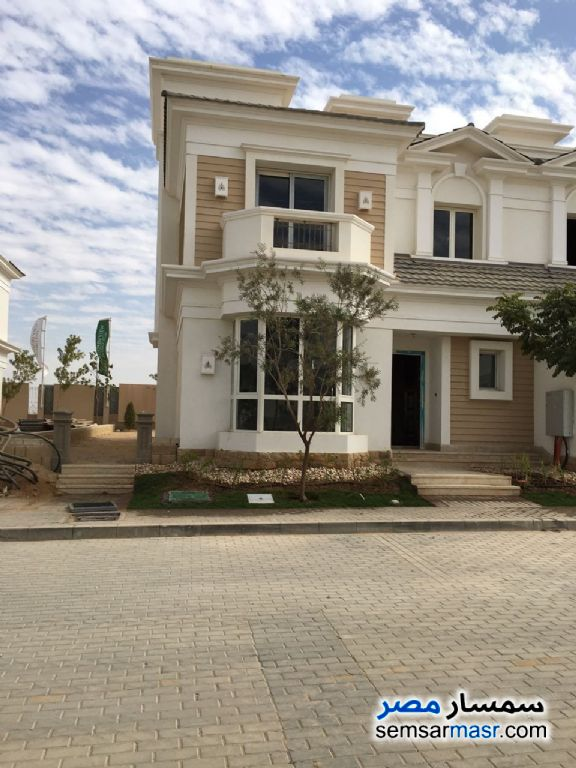 Photo 1 - Villa 5 bedrooms 4 baths 394 sqm semi finished For Sale Sheikh Zayed 6th of October