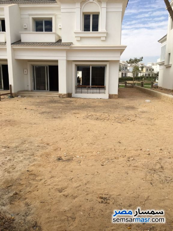 Photo 2 - Villa 5 bedrooms 4 baths 394 sqm semi finished For Sale Sheikh Zayed 6th of October