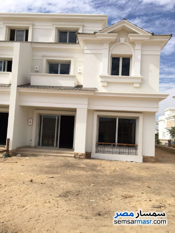 Photo 3 - Villa 5 bedrooms 4 baths 394 sqm semi finished For Sale Sheikh Zayed 6th of October