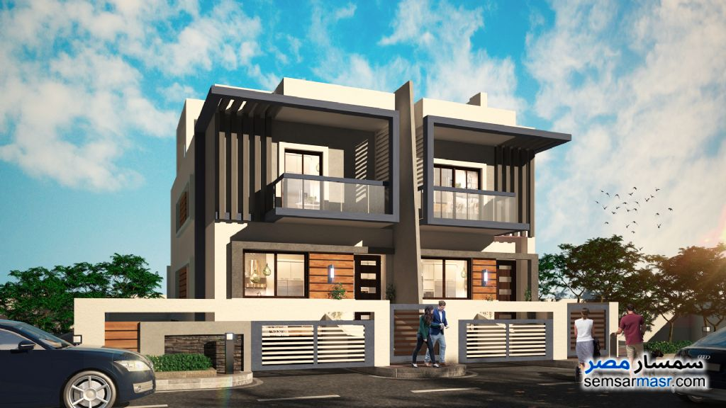 Photo 1 - Villa 3 bedrooms 3 baths 365 sqm semi finished For Sale Dreamland 6th of October