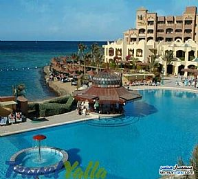 Ad Photo: Apartment 2 bedrooms 1 bath 65 sqm super lux in Hurghada  Red Sea