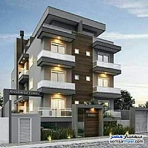 Ad Photo: Apartment 3 bedrooms 2 baths 135 sqm semi finished in Districts  6th of October