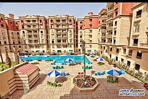 Apartment 2 bedrooms 2 baths 142 sqm semi finished For Sale Mokattam Cairo - 2