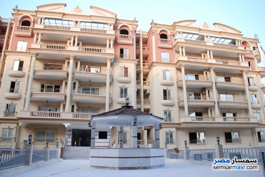 Photo 6 - Apartment 3 bedrooms 3 baths 210 sqm semi finished For Sale Mokattam Cairo