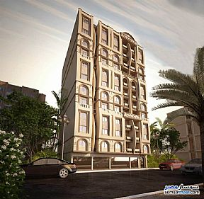 Ad Photo: Apartment 3 bedrooms 2 baths 136 sqm without finish in Asyut City  Asyut