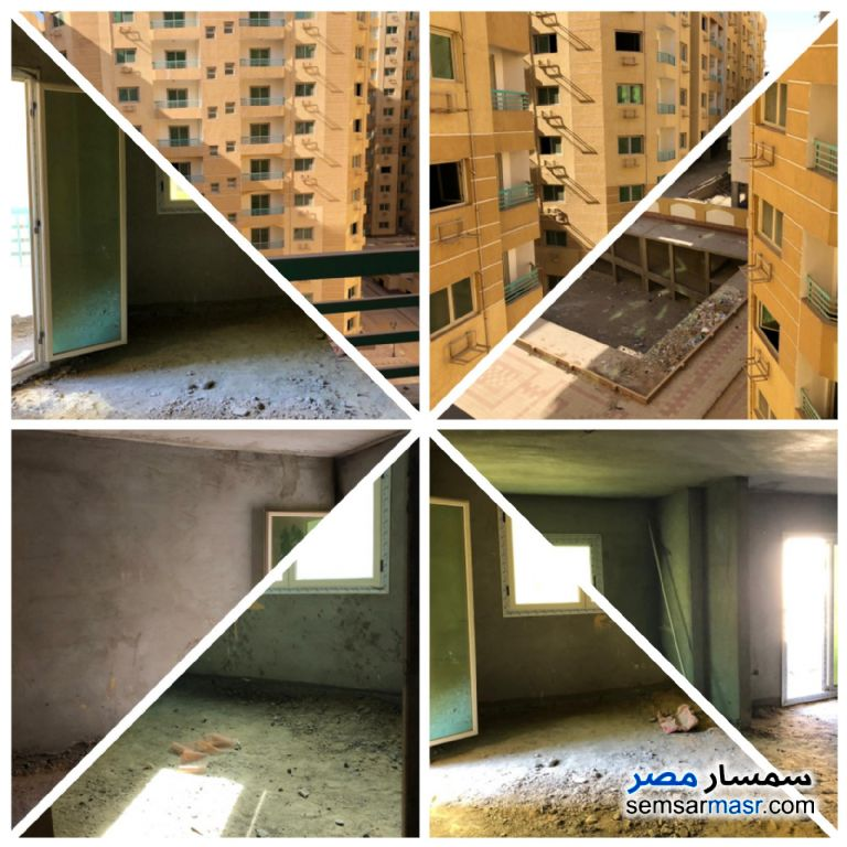 Ad Photo: Apartment 3 bedrooms 2 baths 123 sqm semi finished in Egypt