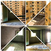 Ad Photo: Apartment 3 bedrooms 2 baths 123 sqm semi finished in Nasr City  Cairo