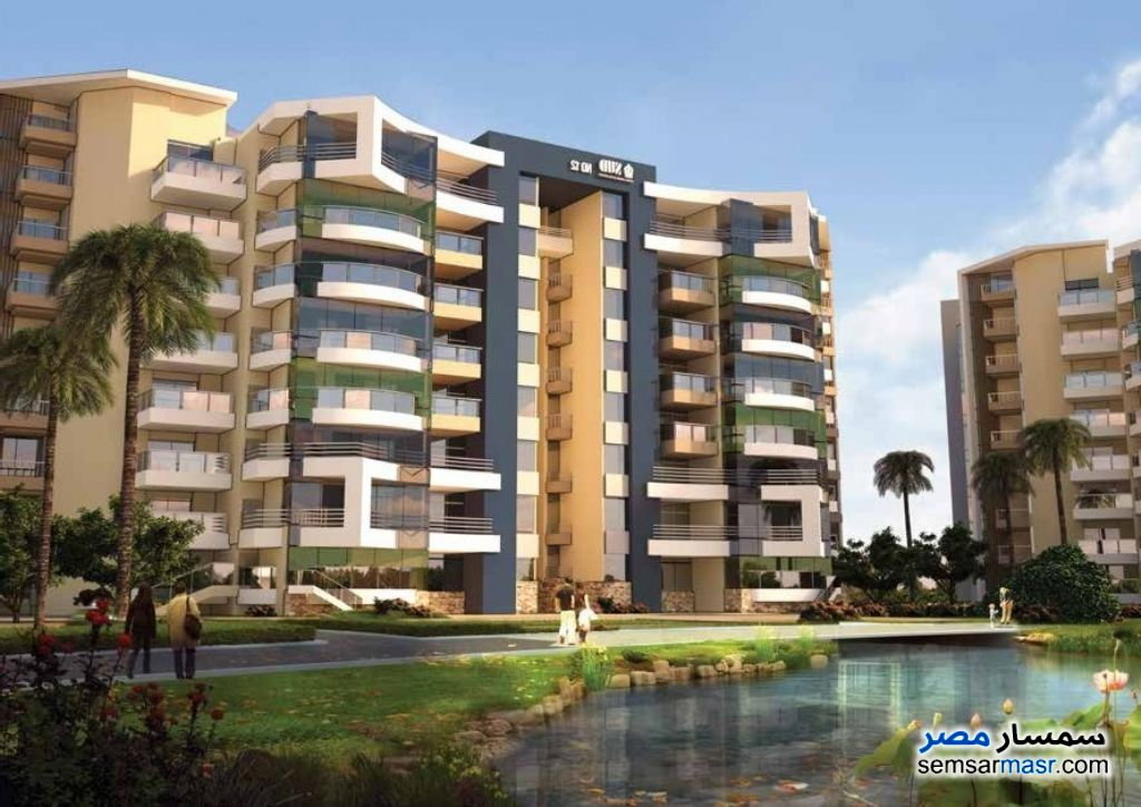 Photo 10 - Apartment 2 bedrooms 2 baths 143 sqm extra super lux For Sale New Capital Cairo