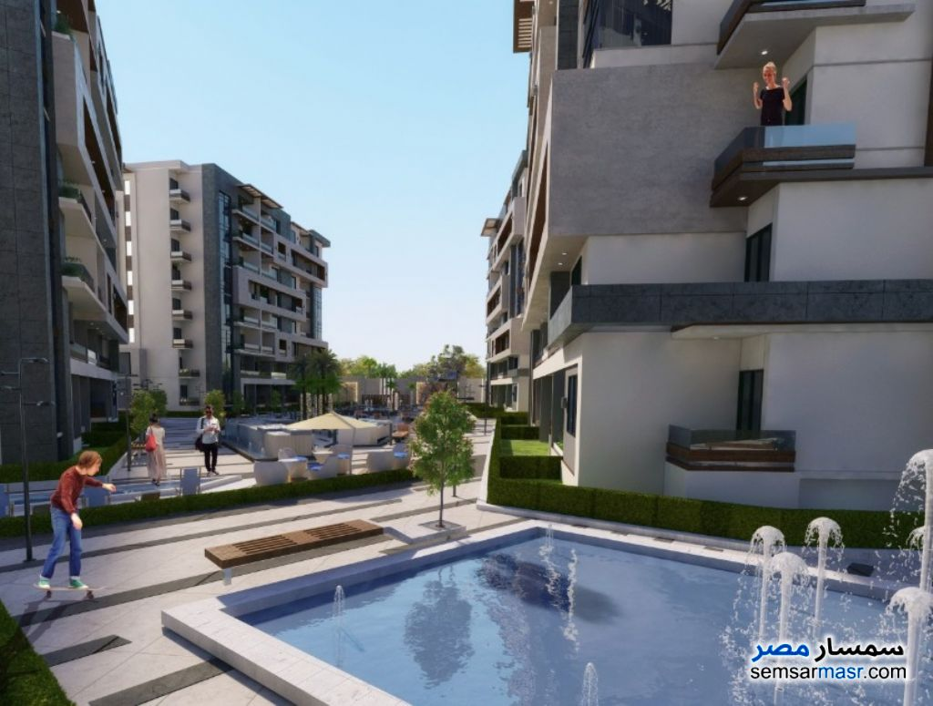 Photo 11 - Apartment 2 bedrooms 2 baths 143 sqm extra super lux For Sale New Capital Cairo