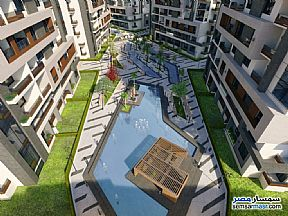 Ad Photo: Apartment 2 bedrooms 2 baths 143 sqm extra super lux in New Capital  Cairo