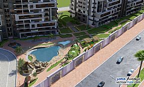 Ad Photo: Apartment 3 bedrooms 3 baths 168 sqm extra super lux in New Capital  Cairo