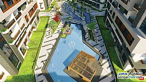 Ad Photo: Apartment 3 bedrooms 3 baths 200 sqm extra super lux in New Capital  Cairo